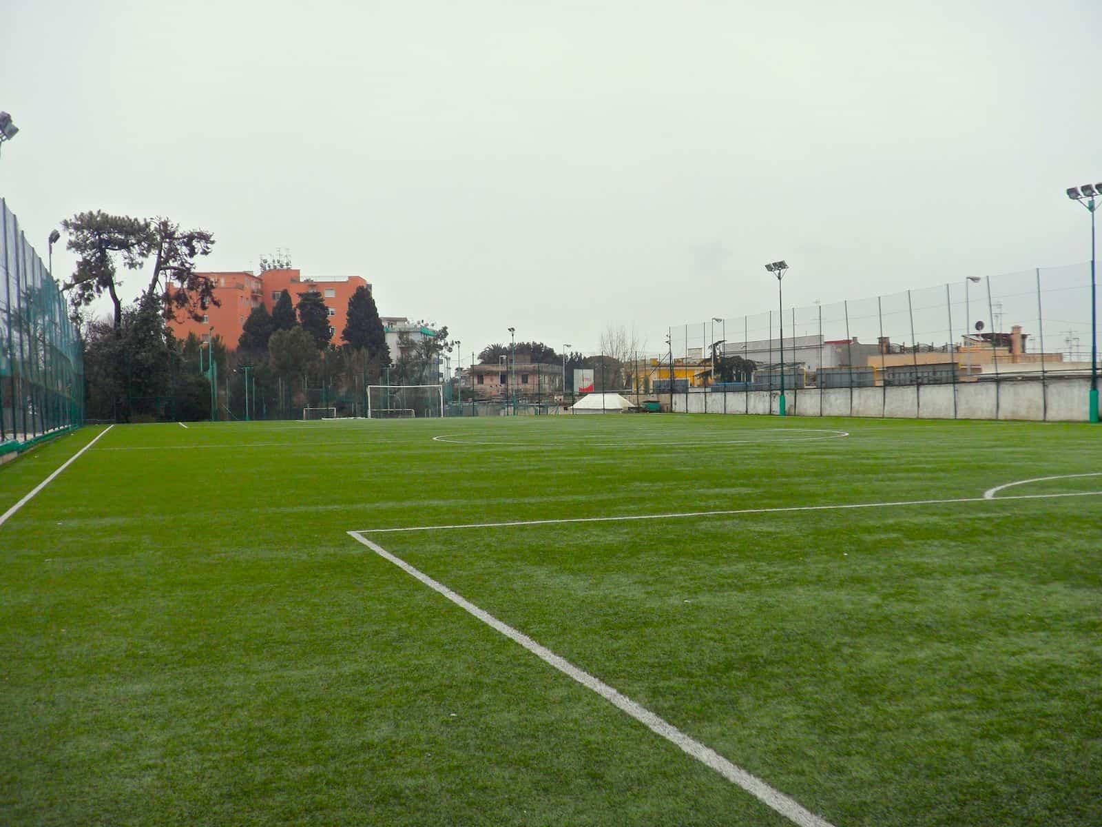 Campetti di Calcio Via Manzoni