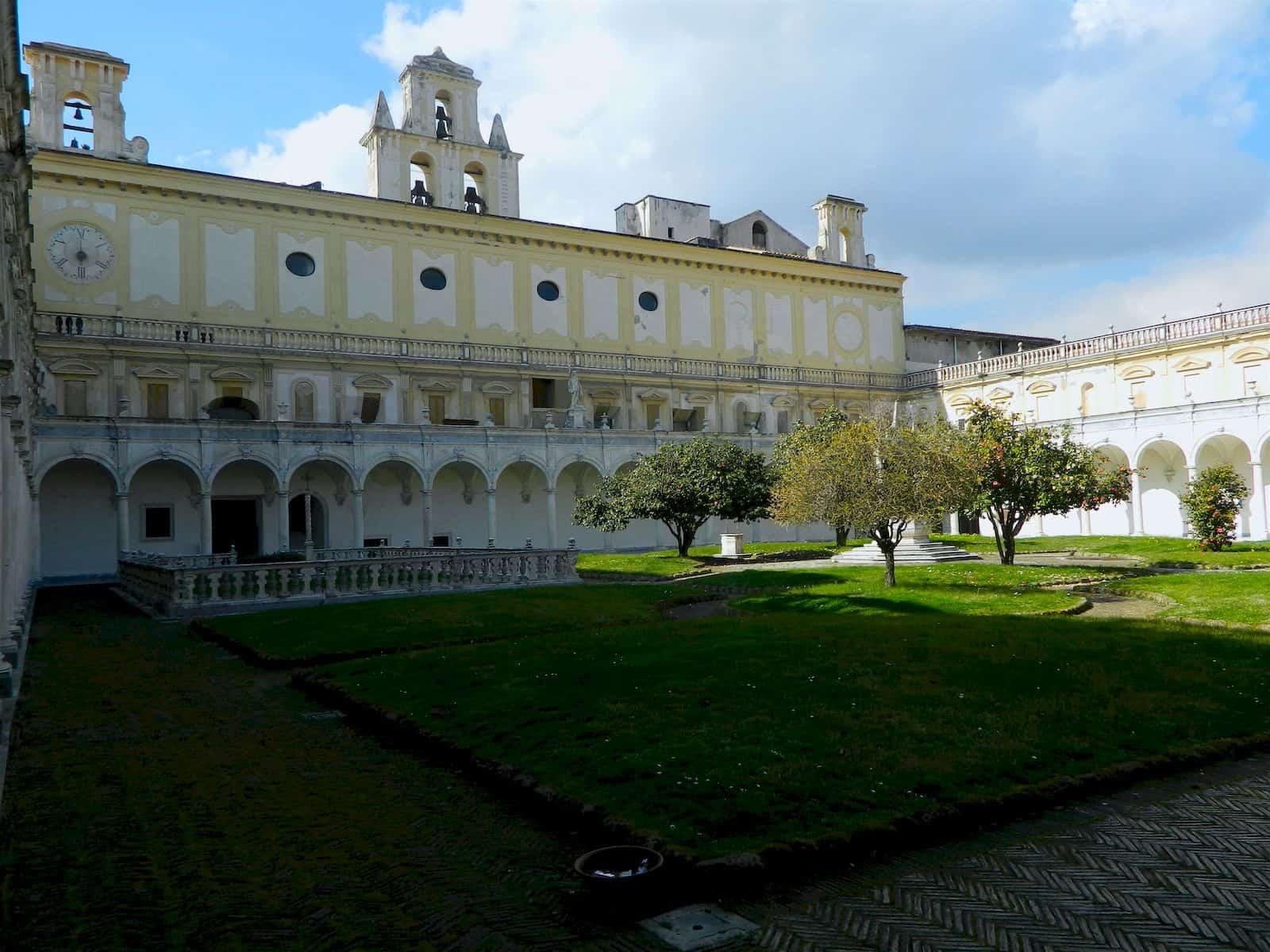 Chiostro San Martino