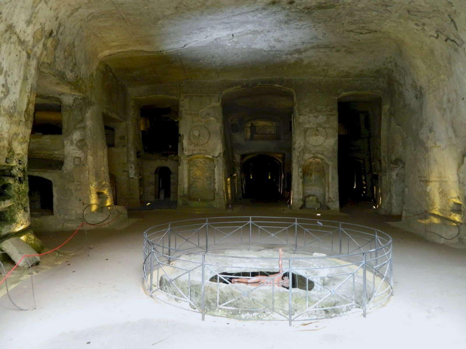 Copia di Catacombe di San Gennaro