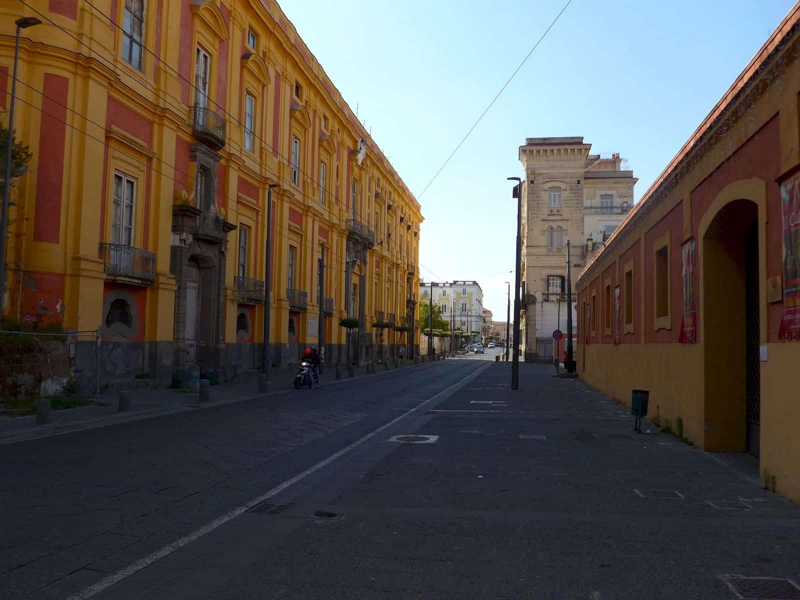 Corso Ercolano