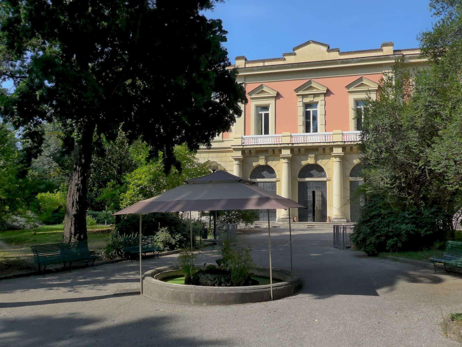 Orto Botanico Napoli